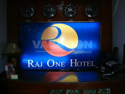 Raj One Hotel Faisalabad - Twin Bed Room