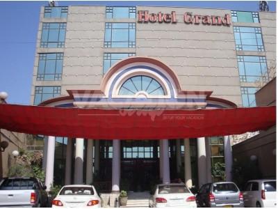 Hotel Grand Peshawar - Deluxe Twin Room