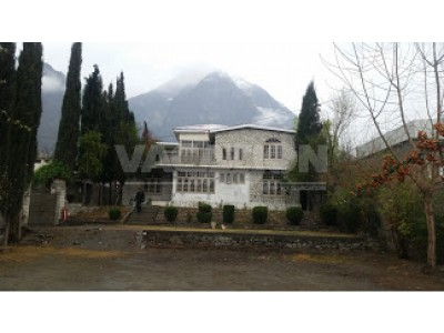 Cozy lodge hotel Gilgit - King Size Room