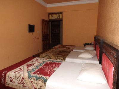 Siran Valley Hotel - Triple Bed Room