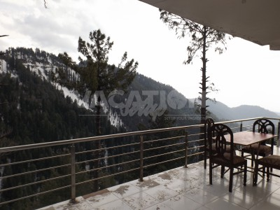 Hotel Galiyat Paradis - Triple Bed Room