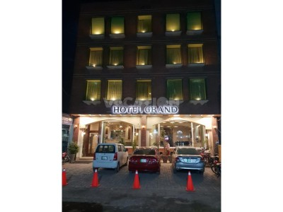 Hotel Grand Faisalabad - Triple Bed Room