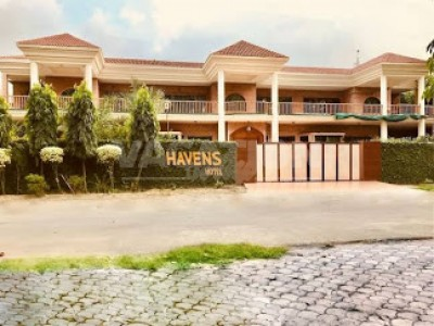 Havens Hotel Lahore - Deluxe Room