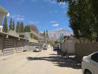 Five star guest house Skardu - Single Bed Room