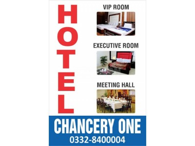 Hotel Chancery One Multan - Deluxe Room