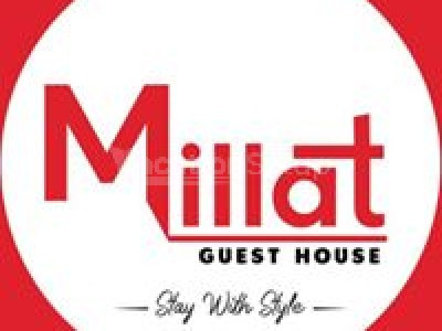Millat Guest House Islamabad - Twin Bed Room