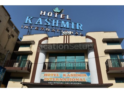 Hotel Kashmir international Rawalpindi - Deluxe Room