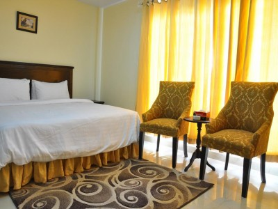 One Bhurban hotel - Double Room with Mountain View