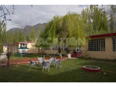 Concordia Motel Baltistan Skardu - Twin Bed Room
