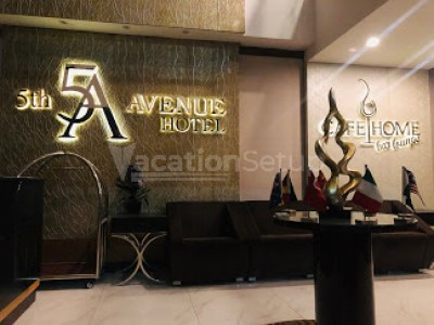 5th Avenue Hotel Bahawalpur -  Deluxe Twin Room