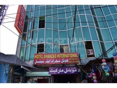Hotel Shahzad International Rawalpindi - Deluxe Room