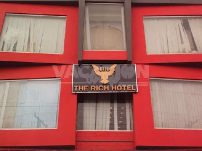 The Rich Hotel Lahore - Twin Bed Room