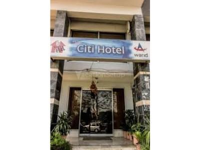 Citi Hotel Islamabad - Twin Bed Room
