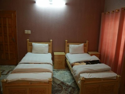 Alaf Laila Guest House - Twin Bed Room