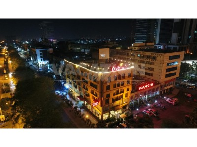Envoy Continental Hotel Islamabad - Deluxe Twin Room